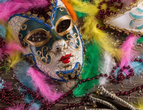2020 Venice Carnival The Doge's room